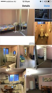 PARRAMATTA ( ONLY ONE PERSON ONE ROOM