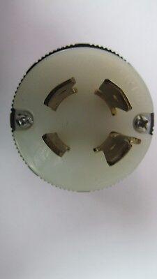 SLATER L 18-20-R 120//208 VOLT 3 0 TURN /& PULL PLUG