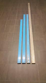 Alumimium Straight Edges