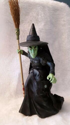 Halloween Witch Kurt Adler Paper Mache Table Piece Wizard of Oz