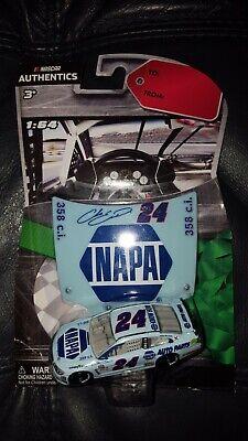 Lionel NASCAR Authentics 2016 - Holiday Wave - Chase Elliott #24 NAPA - 1:64