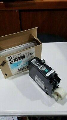 Siemens Arc Fault Circuit Interrupter Q115af 15 Amp 1 Pole Type Qaf