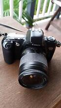 2 x Canon EOS500's with zoom lenses West End Brisbane South West Preview