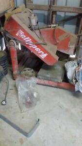 Clipper brick saw