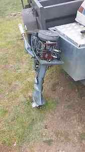 6hp evinrude outboard Denman Muswellbrook Area Preview