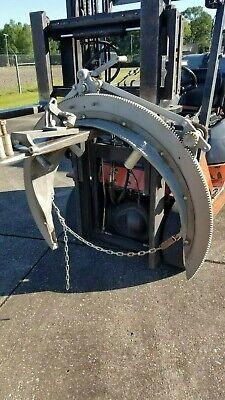 Mathey Dearman 5sa Manual Saddle Pipe Beveling Machine 24 - 30