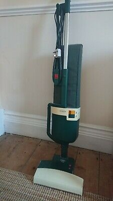 Vintage Vorwerk Vacuum Cleaner and Accessories ET340