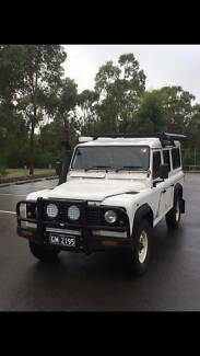 1994 Land Rover Defender 110 300tdi Wyee Point Lake Macquarie Area Preview
