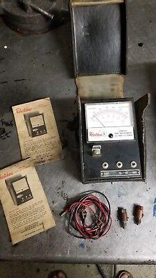 Vtg Robertshaw Model T900-001 Tempmillivoltsthermocouple Tester
