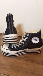 Converse Platform Shoes size 7