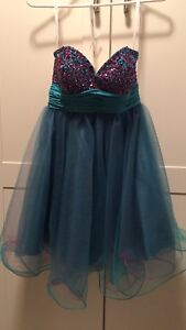 Prom dress Graduation Formal made by Hannah S size 4