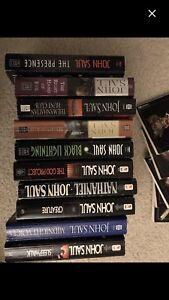 John Saul novels