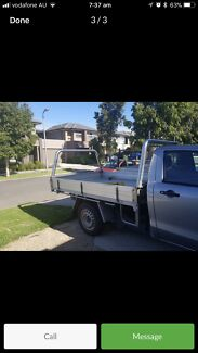 Cheap price furniture removalist and rubbish removals