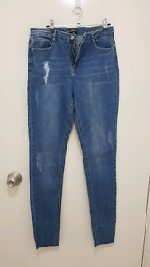 Misguided Jeans Size 14 Nundah Brisbane North East Preview