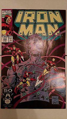 Iron Man #269 (Jun 1991, Marvel)
