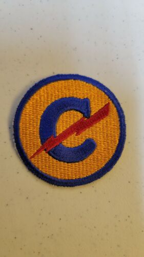 K1801 Post WW 2 US Army Constabulary patch Occupied Germany L3E