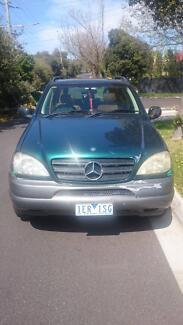 1998 Mercedes-Benz 320 SUV Frankston Frankston Area Preview