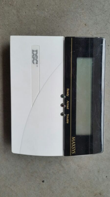 DSC Maxis Keypad