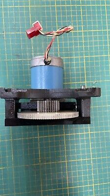 Gerber Edge Vinyl Feed Gearbox And Motor