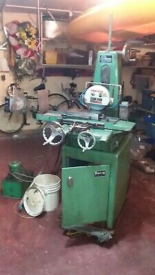 Harig Surface Grinder. 6 X 12 Hydraulic Long Feed Magnetic Chuck 3 Phase 220v