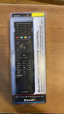 Ps3 Blue Ray Disc Remote Control