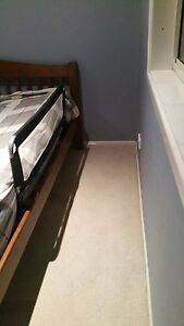 Bed Rail - Clean, Foldable,Portable -babies,toddlers, small child Stafford Heights Brisbane North West Preview