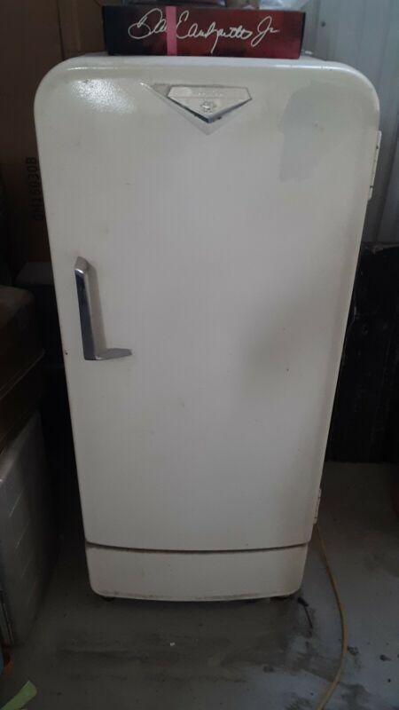 Vintage Hot Point Refrigerator Works
