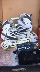 Size 6 FireFly Roller Blades