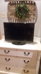 24 Inch Insignia TV with DVD player