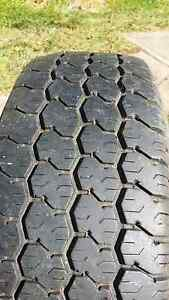 Patrol 15inch wheels and tyres Casula Liverpool Area Preview