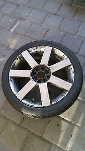 215 40 R17 wheels and tyres Kelmscott Armadale Area Preview