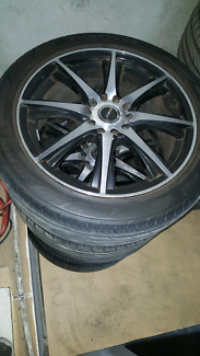 "245/35R17"" Mag Wheels for sale..... cheap Fit Holden Astra, Toyot"