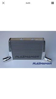 FG Plazmaman 800hp intercooler with piping