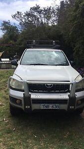 120 series Toyota landcruiser pardo 2003 Rye Mornington Peninsula Preview