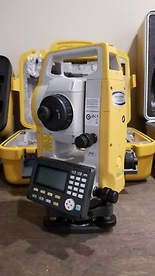 Topcon Es-55 5 Second Entry Level Total Station With Tds Ranger