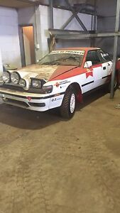 Toyota st165 rally car Beaconsfield Fremantle Area Preview
