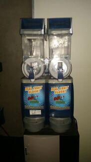 Slushy Machine Double Barrel  Smithfield Cairns City Preview