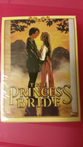 Princess Bride deck of playing cards  NEW!!  loot crate lootcrate