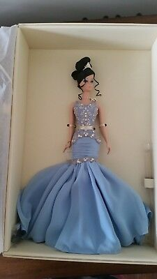 NRFB Barbie Doll Fashion Model Collection The Soiree Genuine Silkstone Body 2007