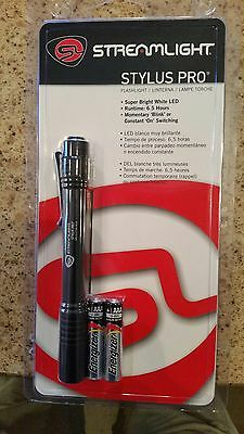 Stylus Pro Streamlight 90 Lumen W  Batteries Subway Emergency Light Free Shippin