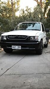 Toyota hilux ute Mount Gambier Grant Area Preview