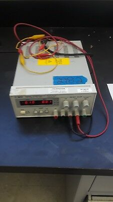 Agilent E3630a Triple Dc Output Power Supply