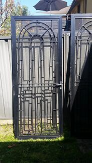 2x security doors Shellharbour Shellharbour Area Preview