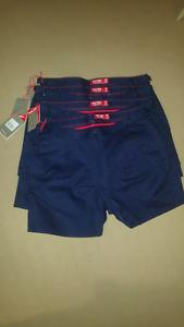 Hard Yakka Shorts, Size:102R