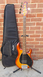 Sterling Ray 35 by Music Man  5 string bass Adelaide CBD Adelaide City Preview