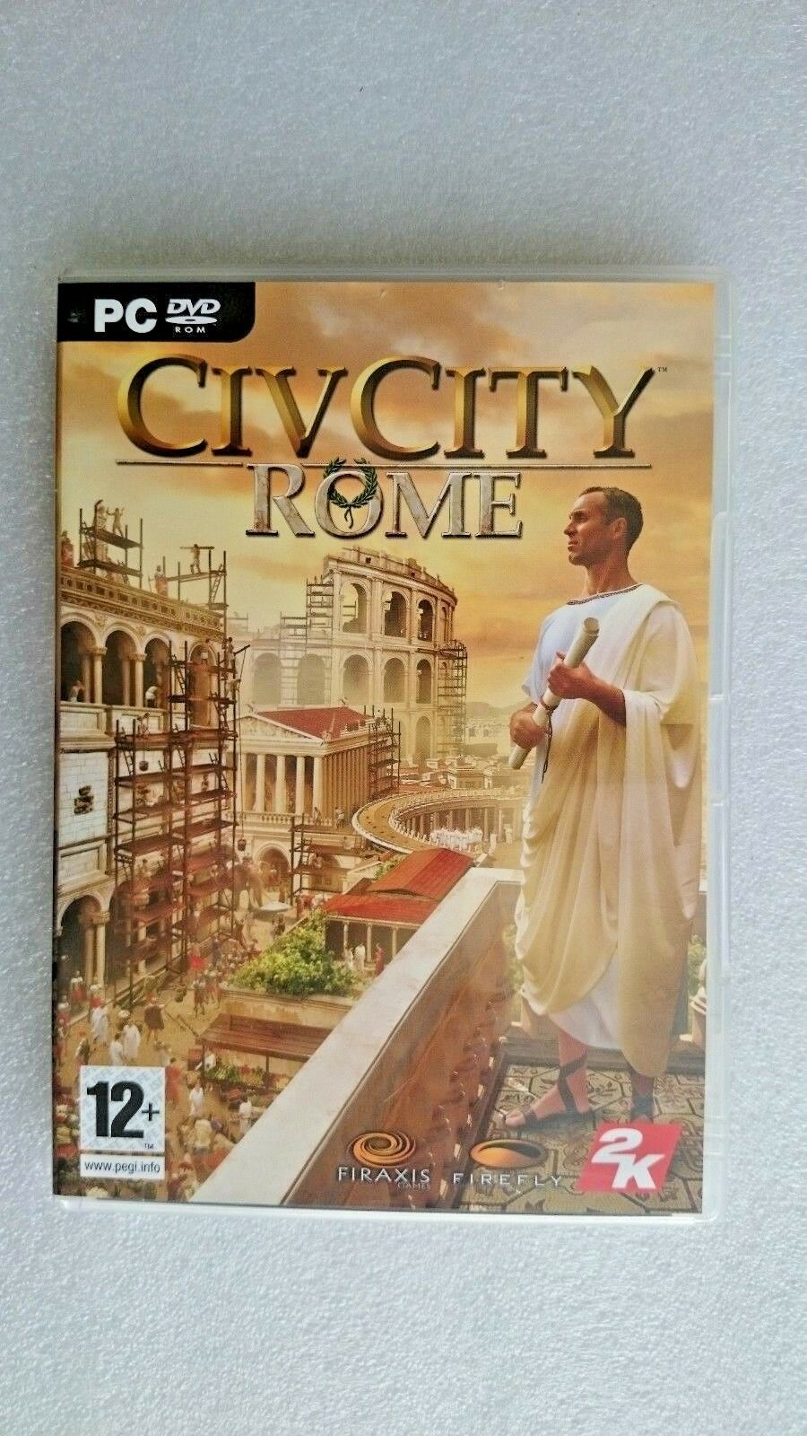 Civ City: Rome (PC: Windows, 2006)