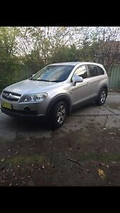Selling or swap 2007 Holden Captiva East Albury Albury Area Preview