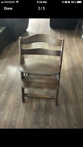Highchair/booster for sale