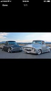 WANTED:Sell me your muscle car or 50s pick up truck