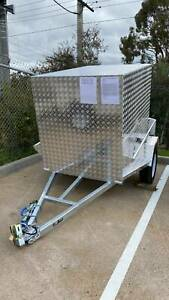 6x4 Luggage Trailer Fully Welded and Fully Aluminium 750KG ATM Carrum Downs Frankston Area Preview